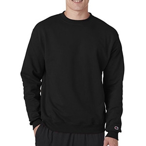챔피온 s600 eco crewneck fleece  //  black