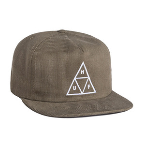 허프 BEDFORD TRIPLE TRIANGLE SNAPBACK // OLIVE