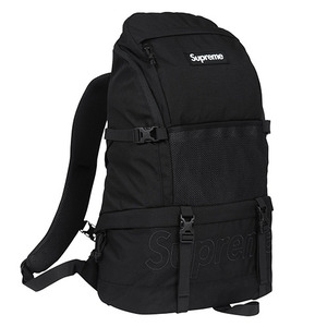 -슈프림 백팩 - SUPREME - 15FW CONTOUR BACKPACK / BLACK