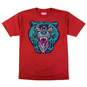 미쉬카 LAMOUR DEATH ADDER TEE  //  RED