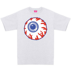 미쉬카 HERITAGE KEEP WATCH TEE  //  ASH HEATHER