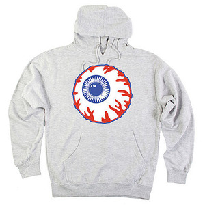 미쉬카 후드 HERITAGE KEEP WATCH PULLOVER HOODIE  //  ASH HEATHER