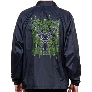 트레셔 CIRCUIT GOAT COACH JACKET//NAVY