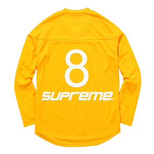 - 슈프림 - Supreme Hockey Scrimmage Jersey // Yellow